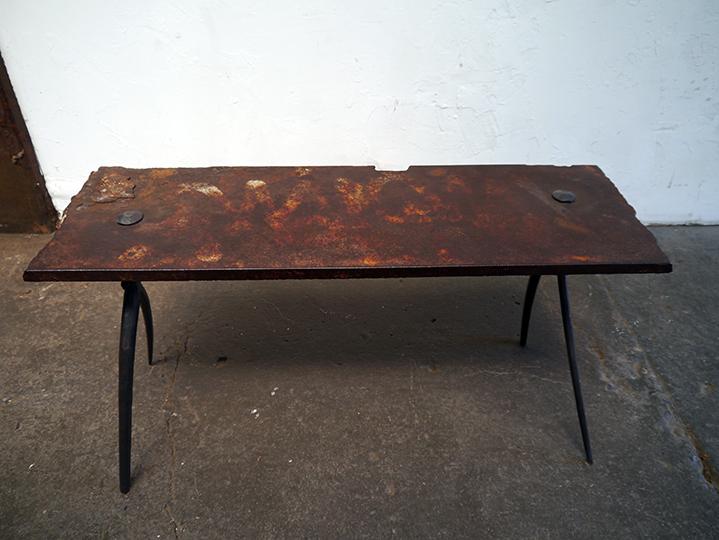 Driftiron Bench Altility Art Studio